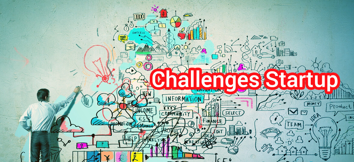 Four Challenges Startup Companies