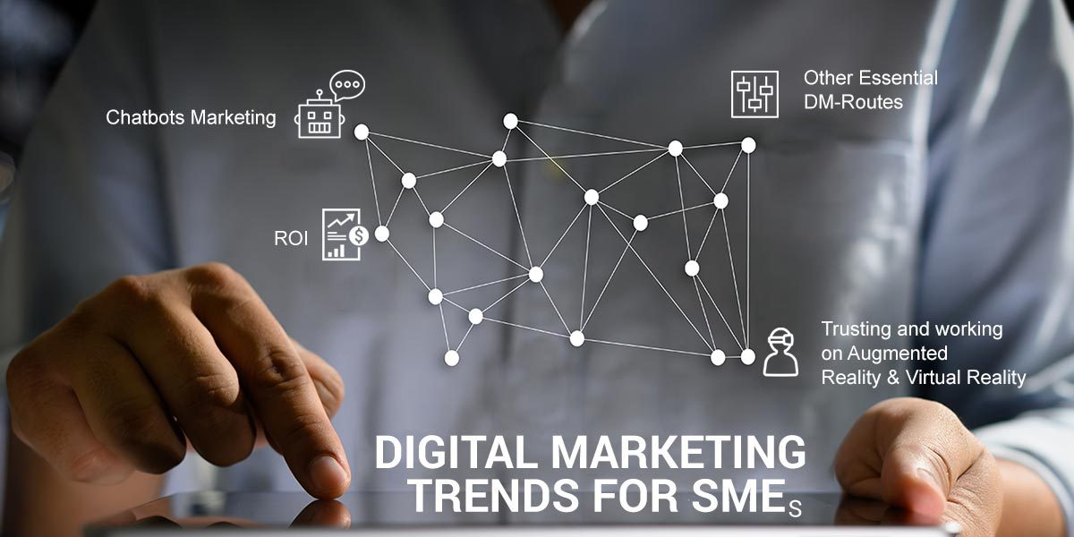 digital marketing trends for small and medium startups