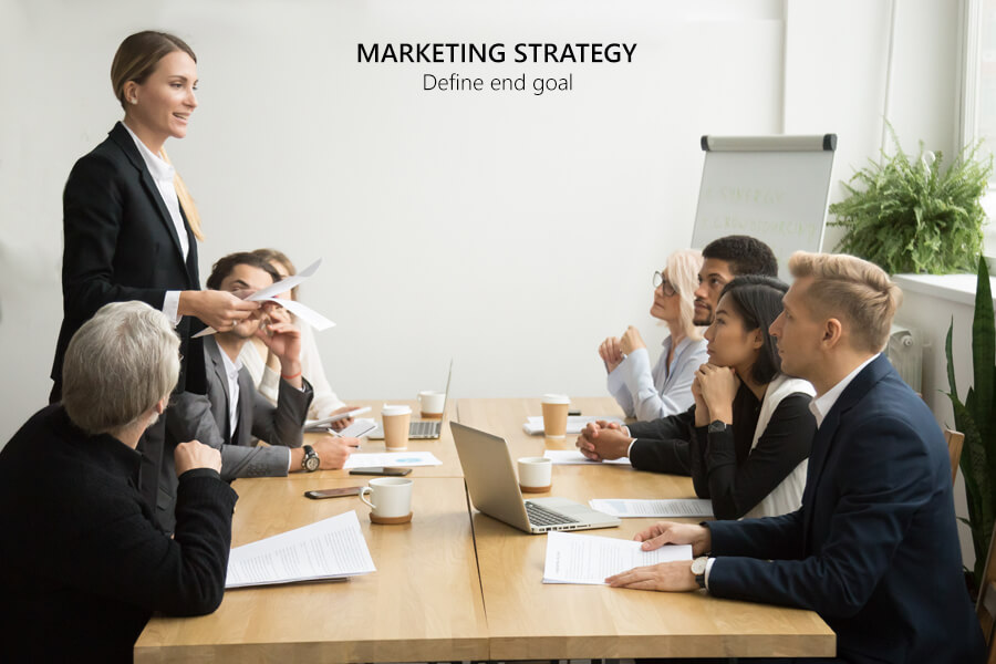 How to create a digital marketing strategy for a startup?