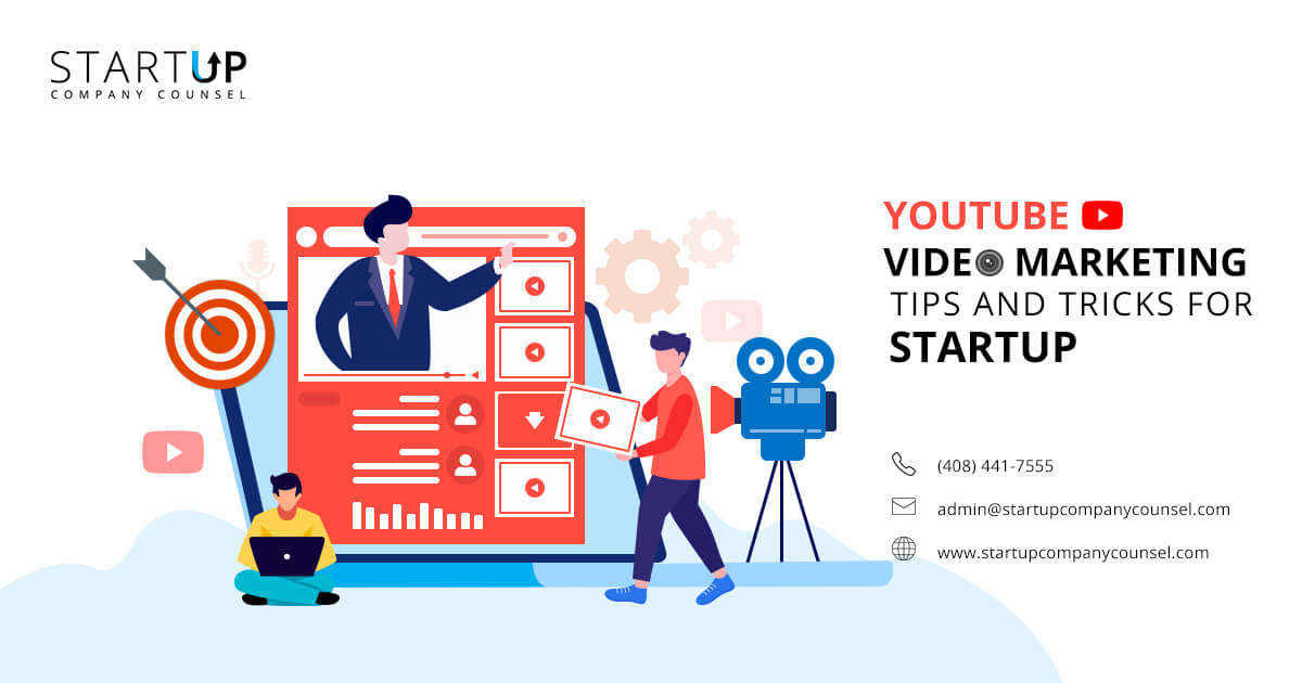 Youtube Video Marketing Tips and Tricks For Startup